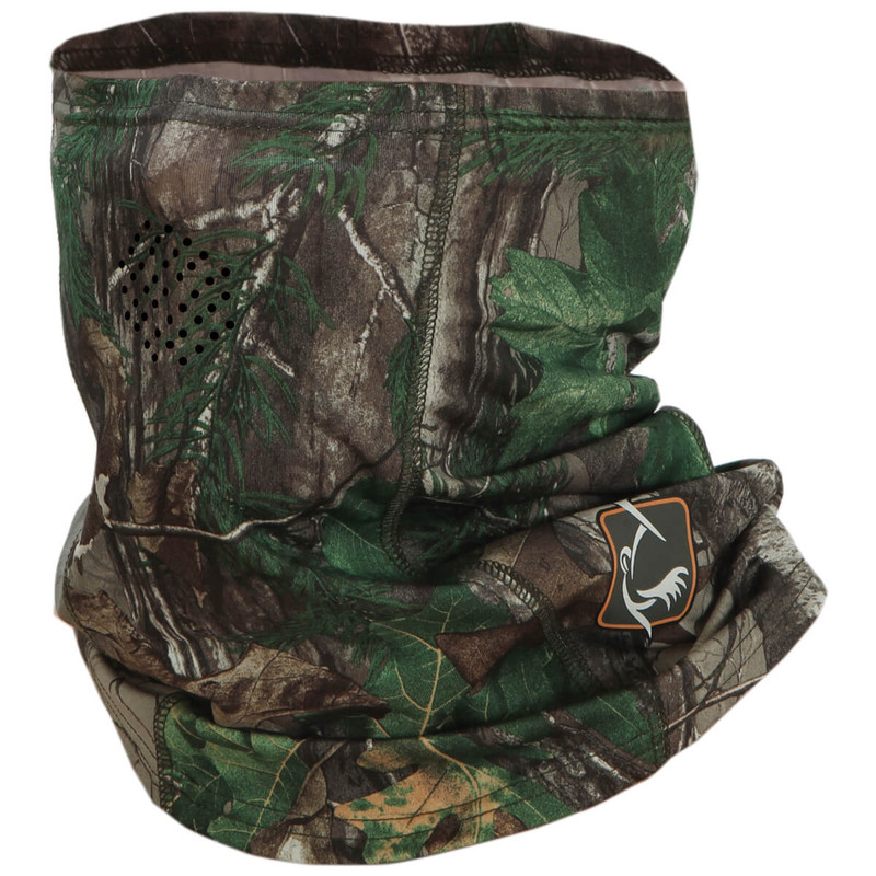 Ol' Tom Performance Buff Face Mask in Xtra Green Color