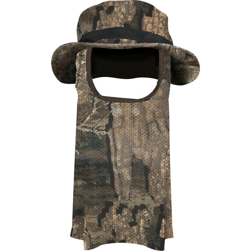 Ol'Tom Big Bob Boonie Hat With Mask in Realtree Timber Color
