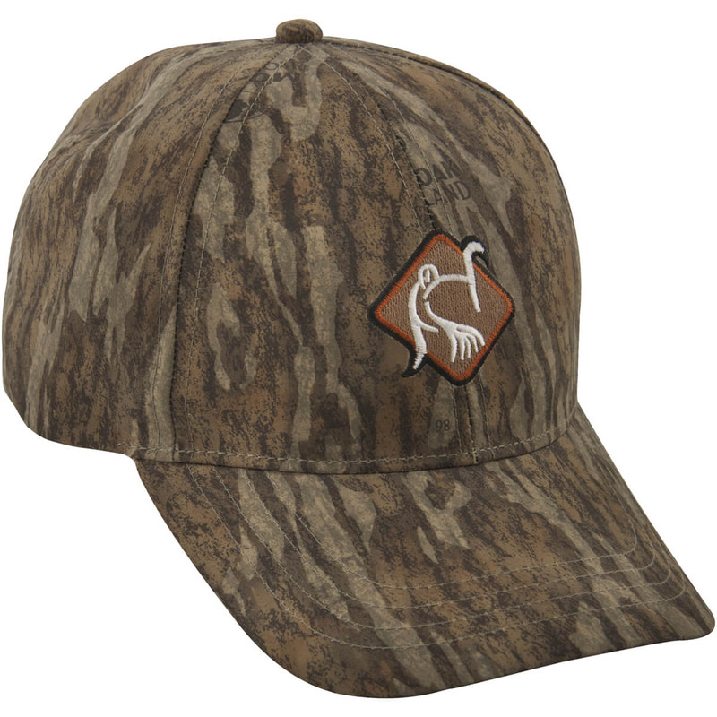 Ol' Tom Dura-Lite Camo Cap in Mossy Oak Bottomland Color