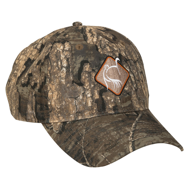 Ol' Tom Dura-Lite Camo Cap in Realtree Timber Color