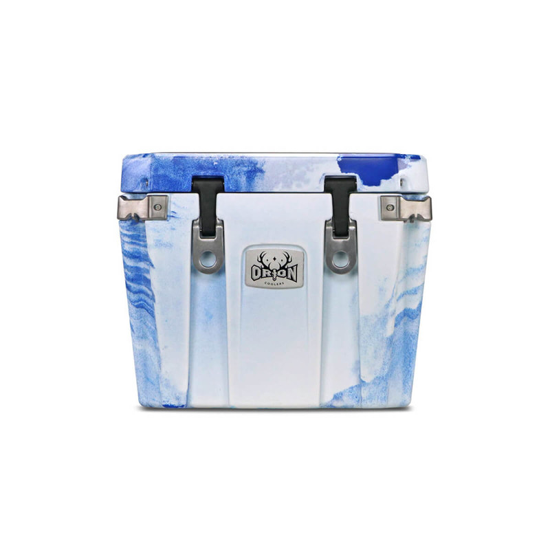 Orion 25 Cooler in Sky Camo Color
