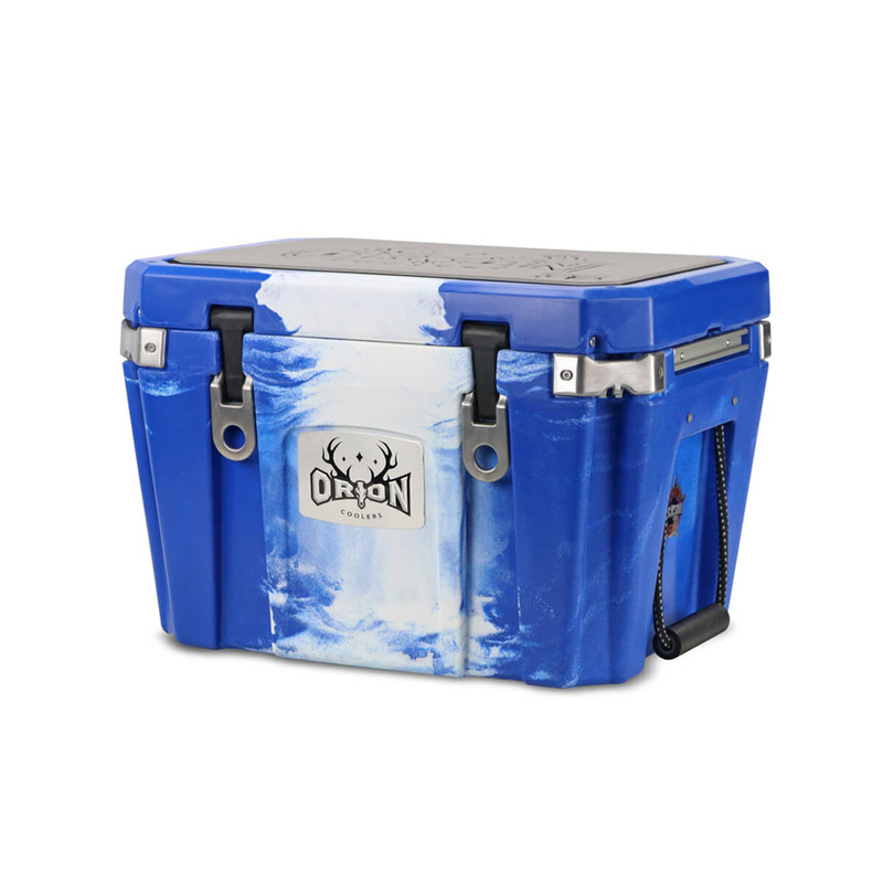 Orion 35 Cooler in Blue White Color