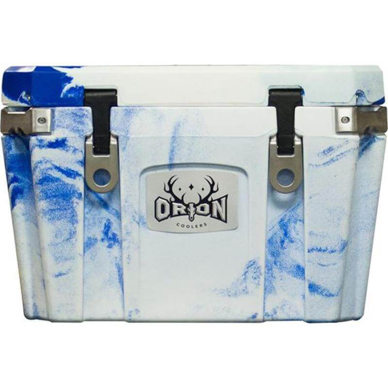 Orion 35 Cooler in Sky Camo Color