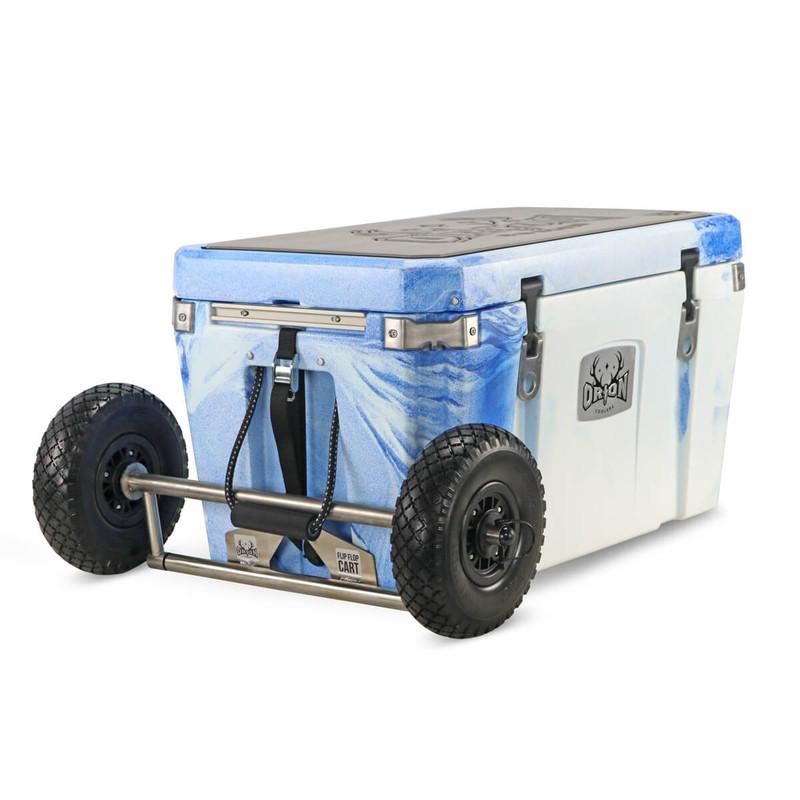 Orion Flip Flop Cart Wheel & Axle Kit