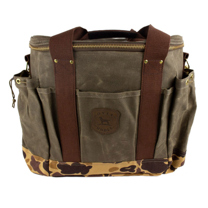 Over Under Great Basin Sporting Cooler in Field Tan Color