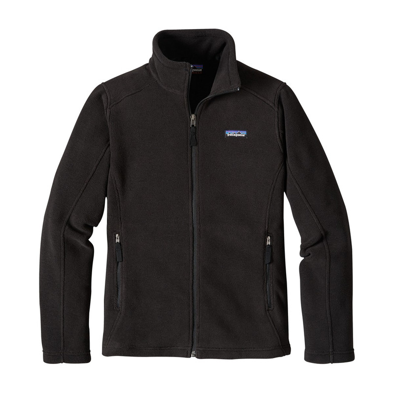 Patagonia Women's Classic Synch Jacket in Black Color