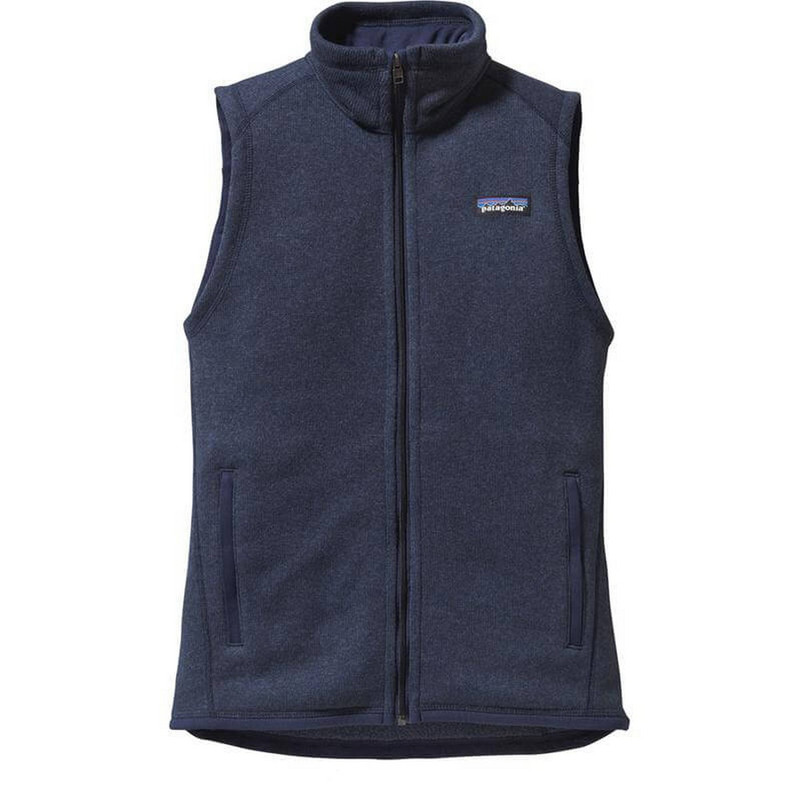 Patagonia Womens Better Sweater Fleece Vest in Classic Navy