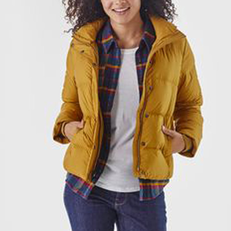 72a7f940b68 Patagonia Women's Silent Down Jacket