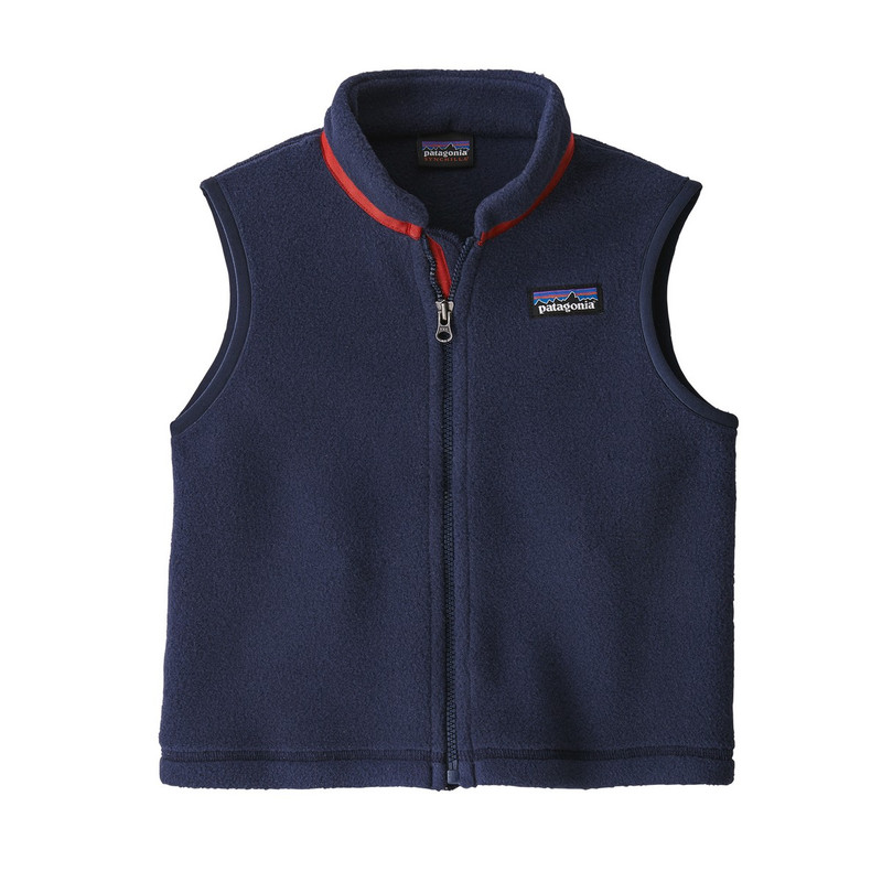 Patagonia Baby Synchilla Vest in Neo Navy Color