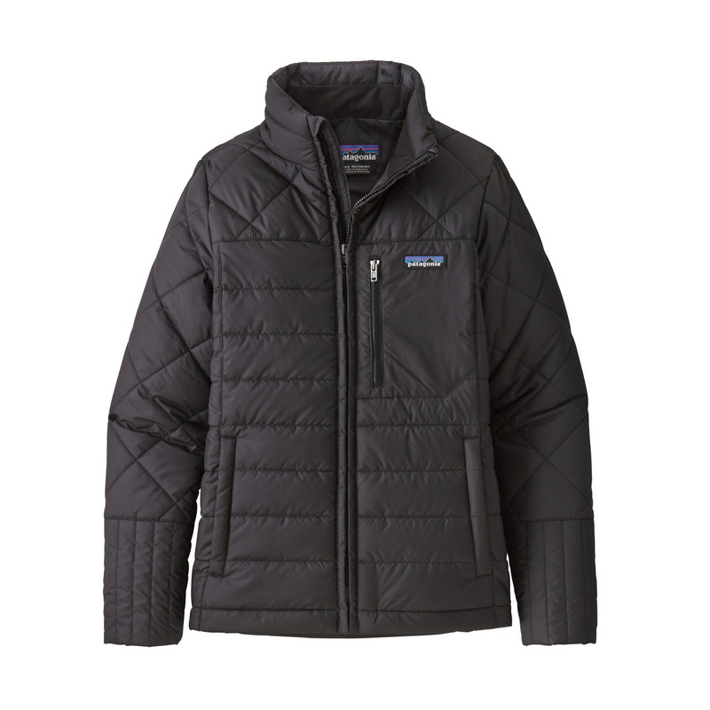 Patagonia Girls Radalie Jacket in Black Color