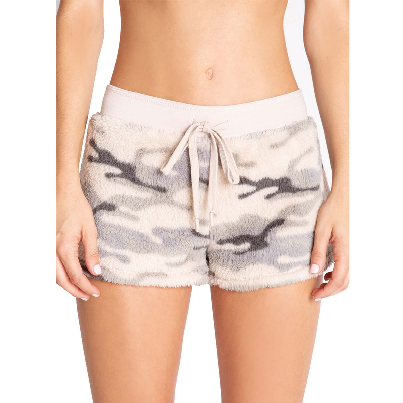 PJ Salvage Short Cozy in Olive Color