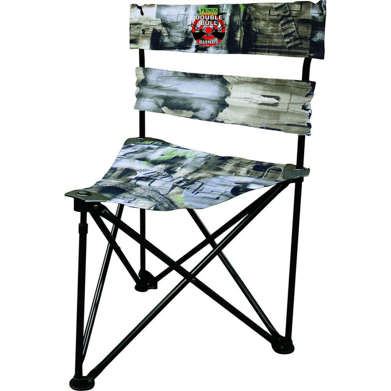 Primos Double Bull Blind Chair - Truth Camo