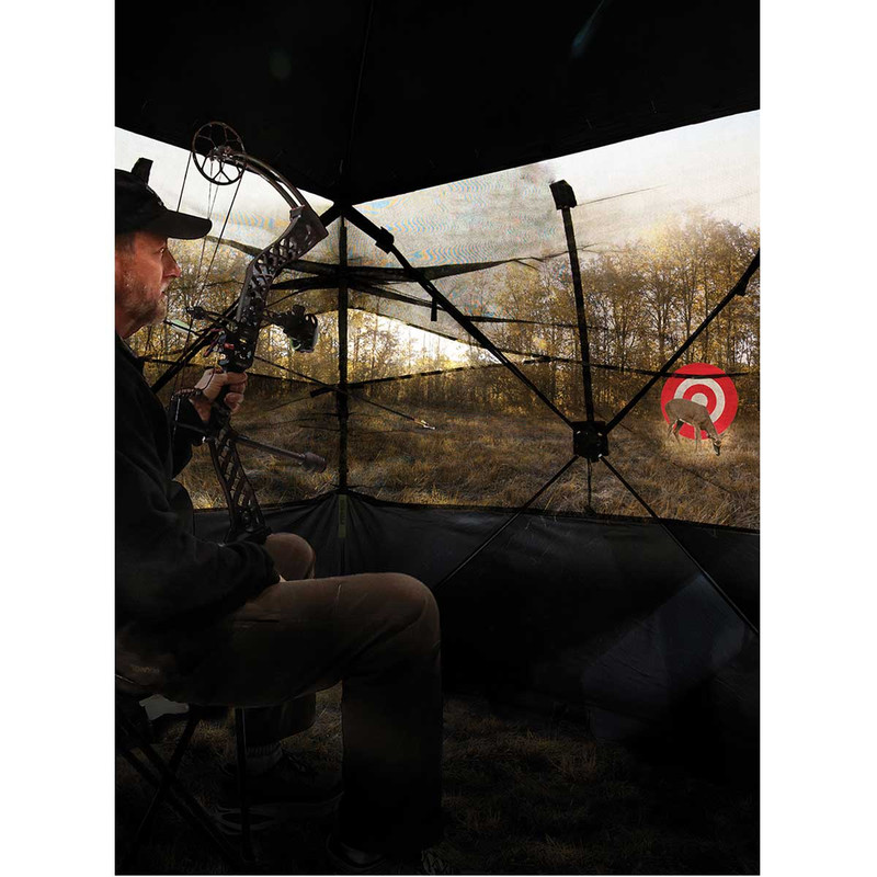 Primos Surroundview 360 Double Bull Ground Blind