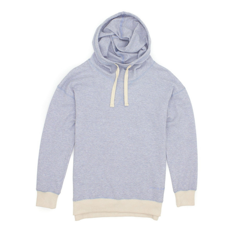 Properly Tied Madison Hoodie in Powder Blue Color