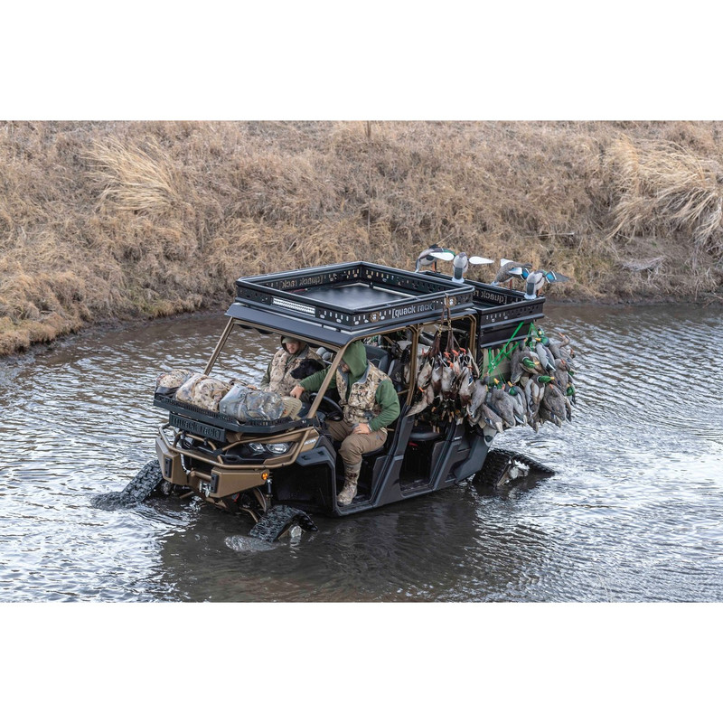 Quack Rack Elite Series Roof Basket