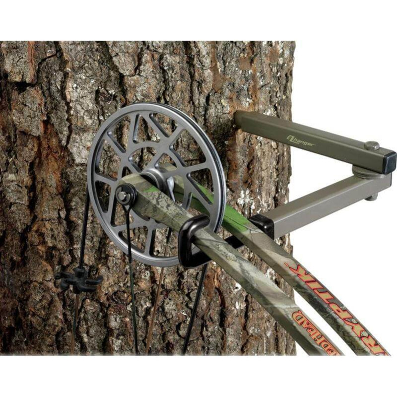 Team Realtree E-Z Hanger Bow Holder - Standard Extends to 23 3/4 inches