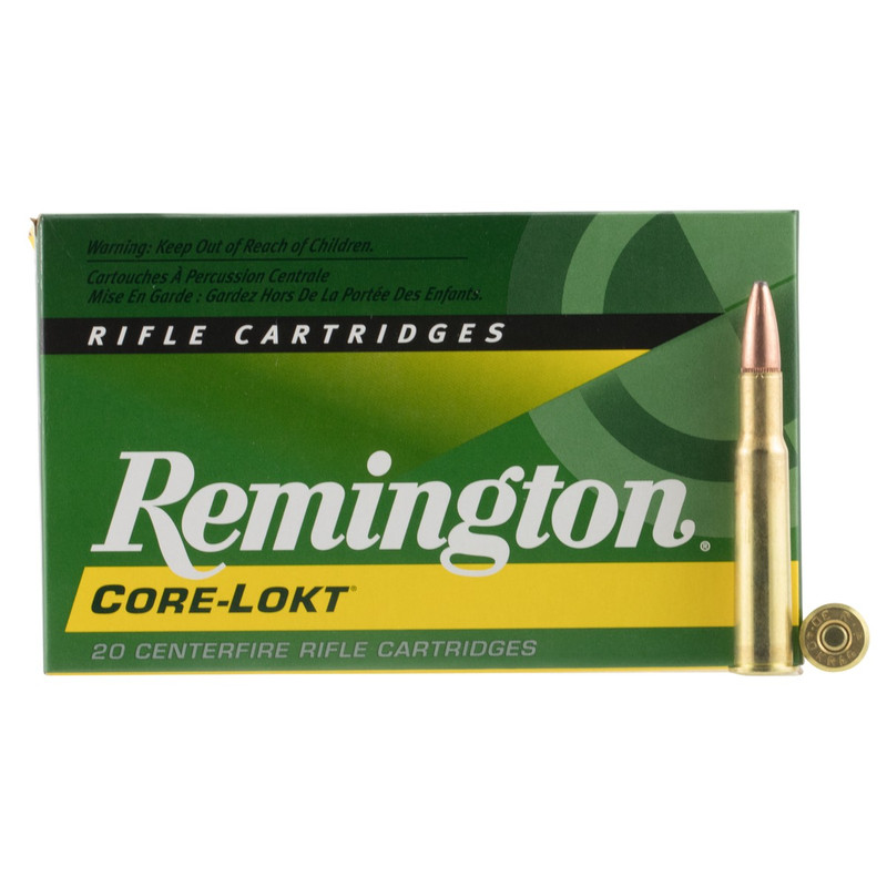 Remington 30-40 Krag 180 Grain Pointed Soft Point 20 Rd