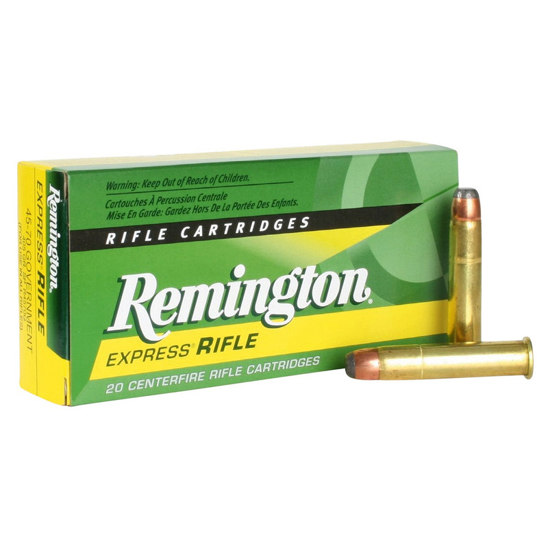 Remington R4570G 45-70 Govt 405 Gr CLSP Reduced Pressure