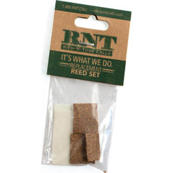 RNT Replacement Cork and Reed Set - Double