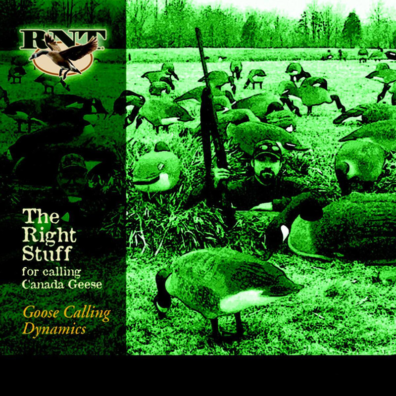 RNT The Right Stuff Trilogy Calling Instructional CD Box Set