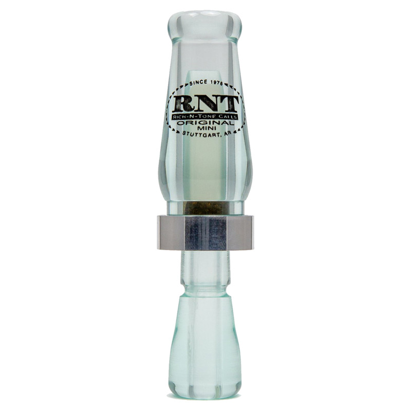 RNT Miniature Original Duck Call in Mint Color