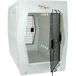 Ruff Land Double Door Dog Kennel