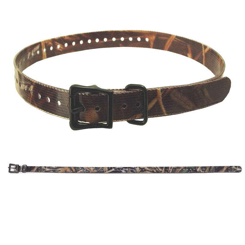 SportDOG Replacement 3/4 Inch Camo Collar Strap