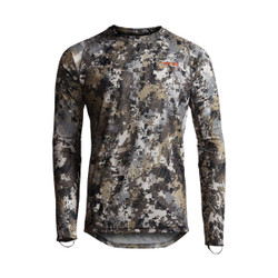Sitka Core Lightweight Crew Long Sleeve Hunting Shirt
