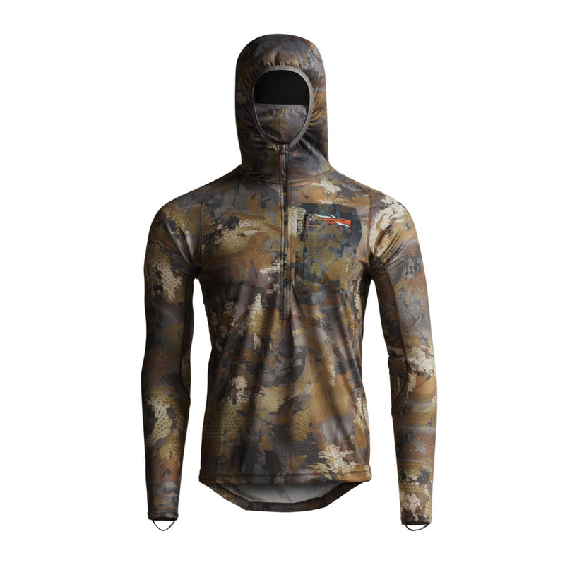 Sitka Core Lightweight Hoody in Waterfowl Timber Color