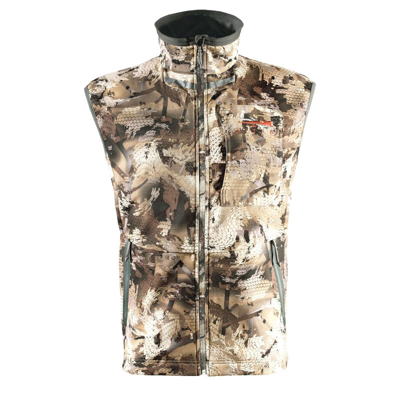 Sitka Dakota Vest in Waterfowl Marsh Color