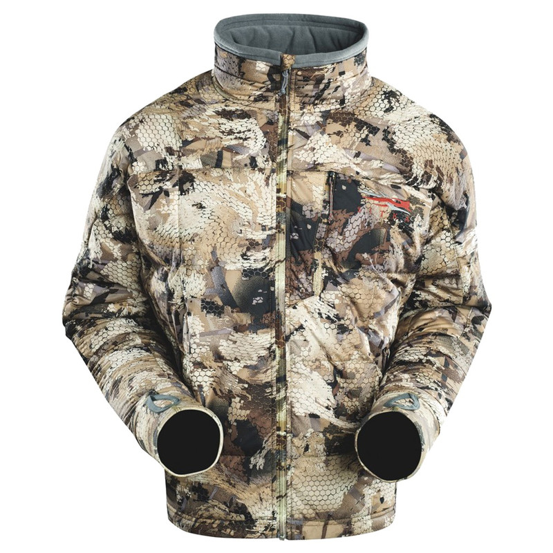 Sitka Fahrenheit Jacket in Waterfowl Marsh Color