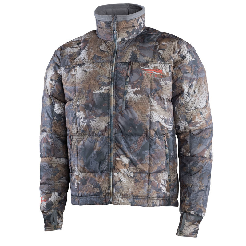 Sitka Fahrenheit Jacket in Waterfowl Timber Color