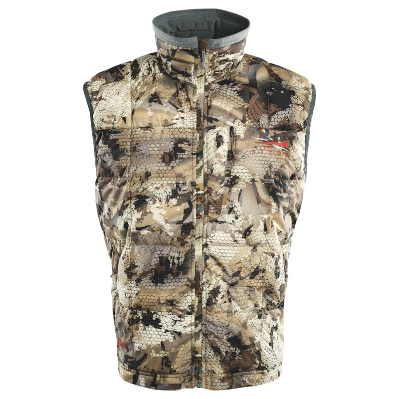 Sitka Fahrenheit Vest in Waterfowl Marsh Color