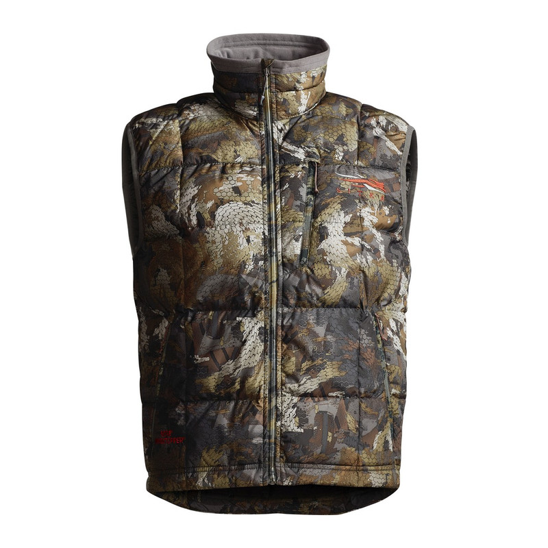 Sitka Fahrenheit Vest in Waterfowl Timber Color