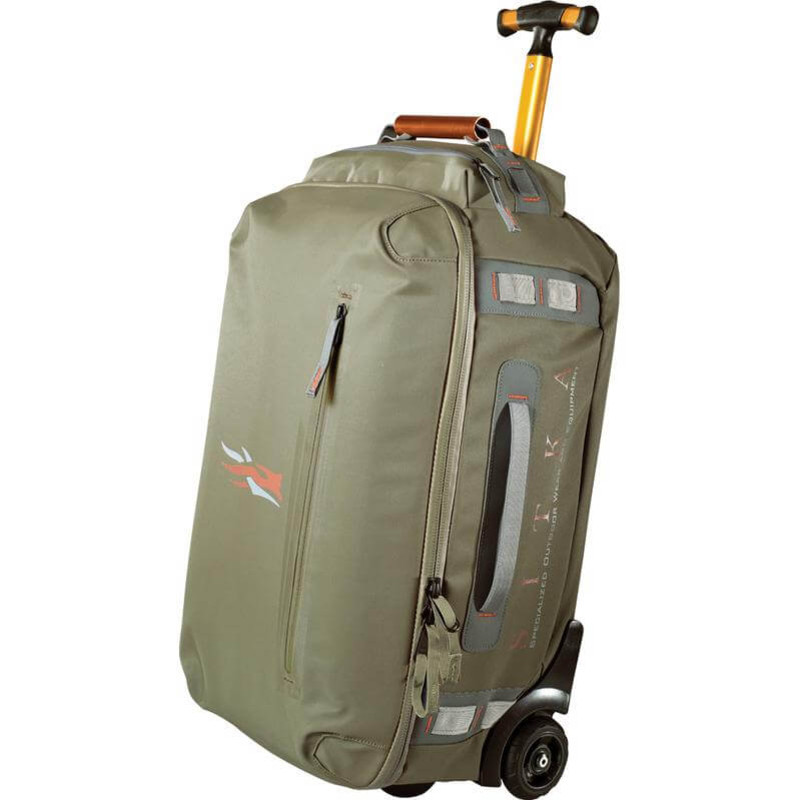 Sitka Rambler Carry-On Roller in Pyrite Color