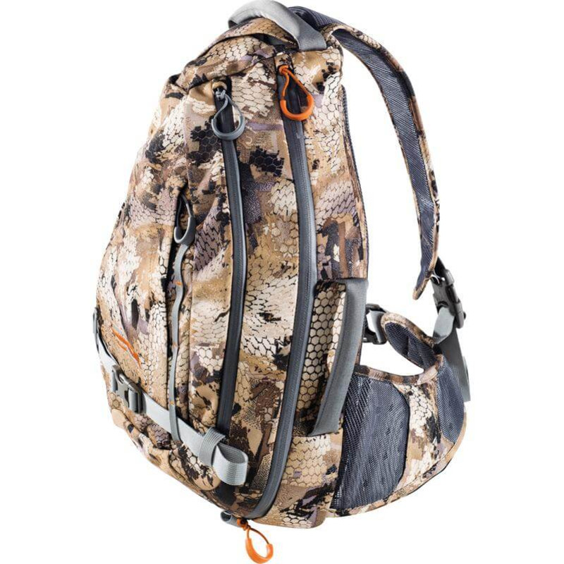Sitka Sling Choke Bag in Waterfowl Marsh Color