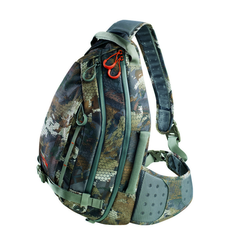 Sitka Sling Choke Bag in Waterfowl Timber Color