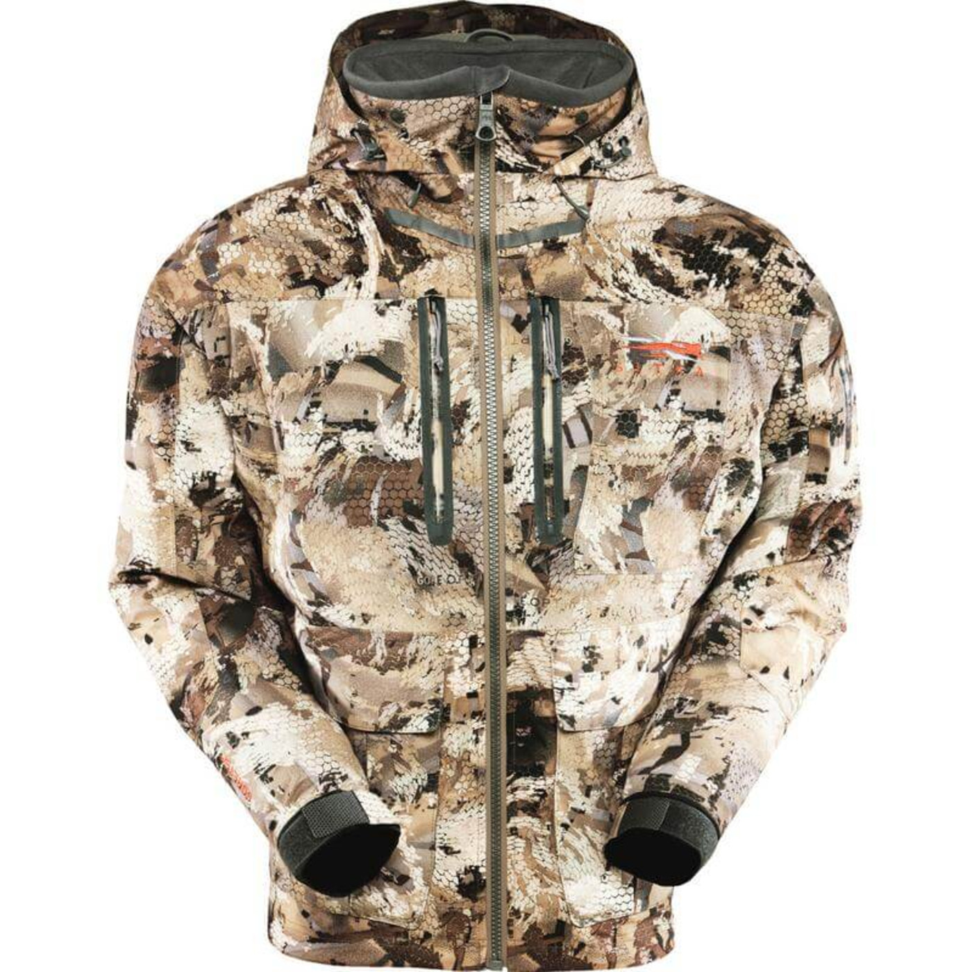Sitka Boreal Jacket in Waterfowl Marsh Color