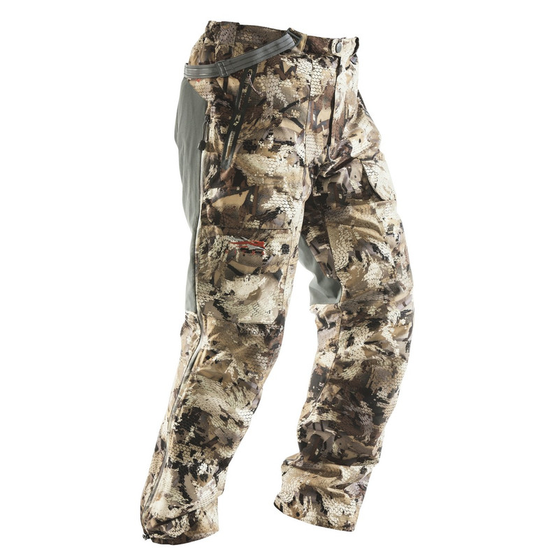 Sitka Boreal Bib Pant in Waterfowl Marsh Color