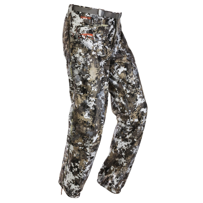 Sitka Downpour Pants in Elevated II Color