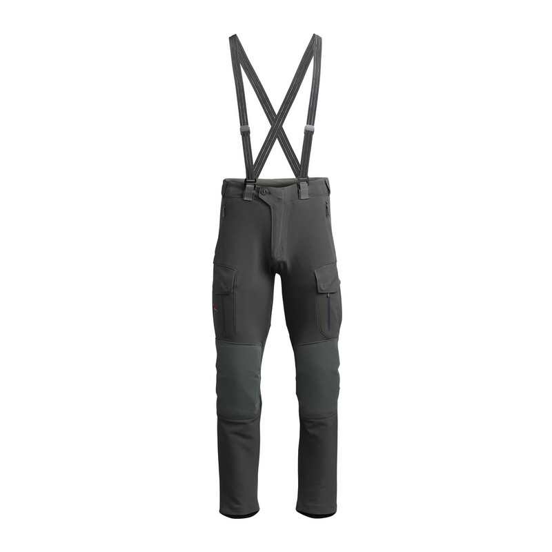 Sitka Timberline Pants in Lead Color