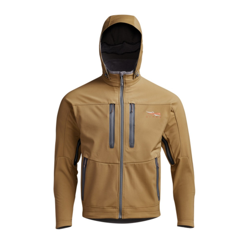 Sitka Jetstream Jacket in Dirt Color