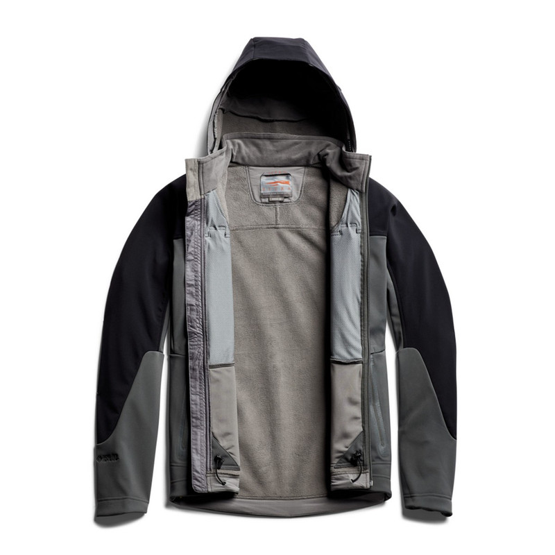 Sitka Jetstream Jacket in Lead Color