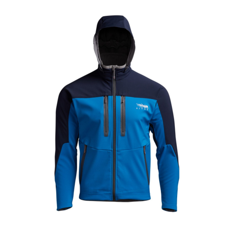 Sitka Jetstream Jacket in Tidal Color