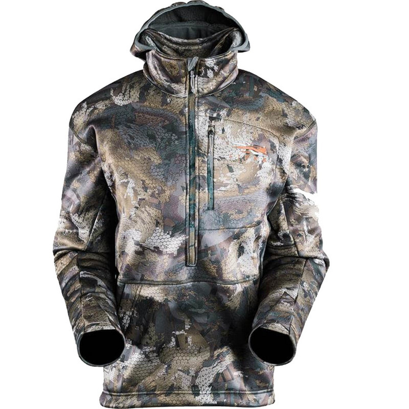 Sitka Gradient Hoody in Waterfowl Timber Color