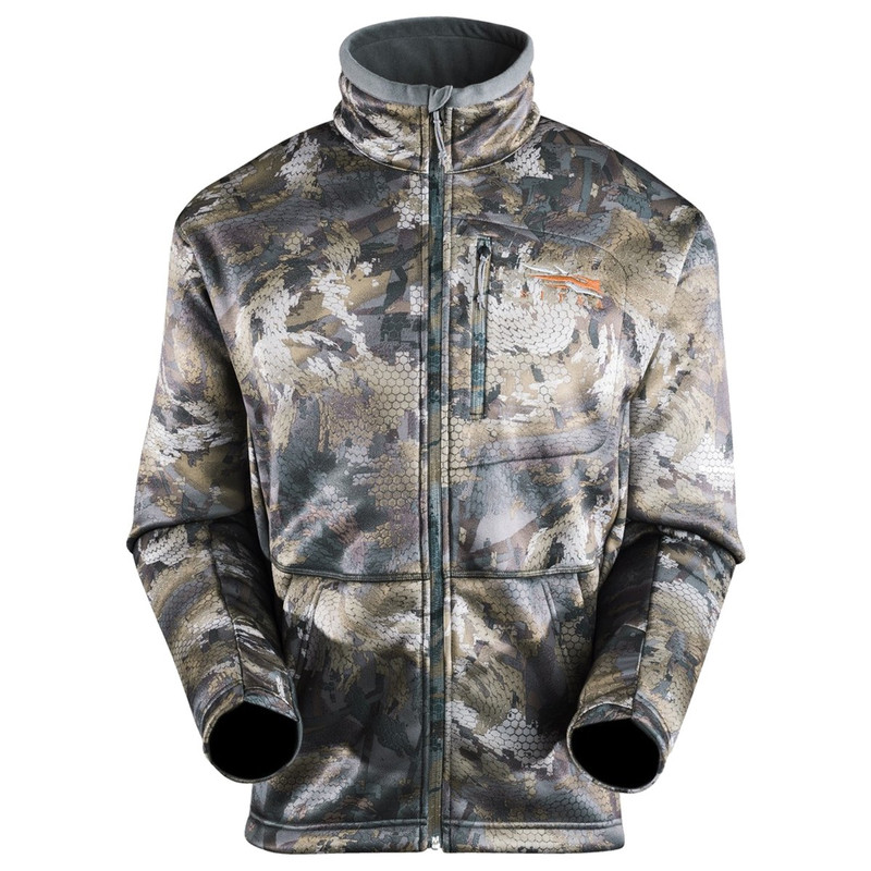 Sitka Gradient Jacket in Waterfowl Timber Color