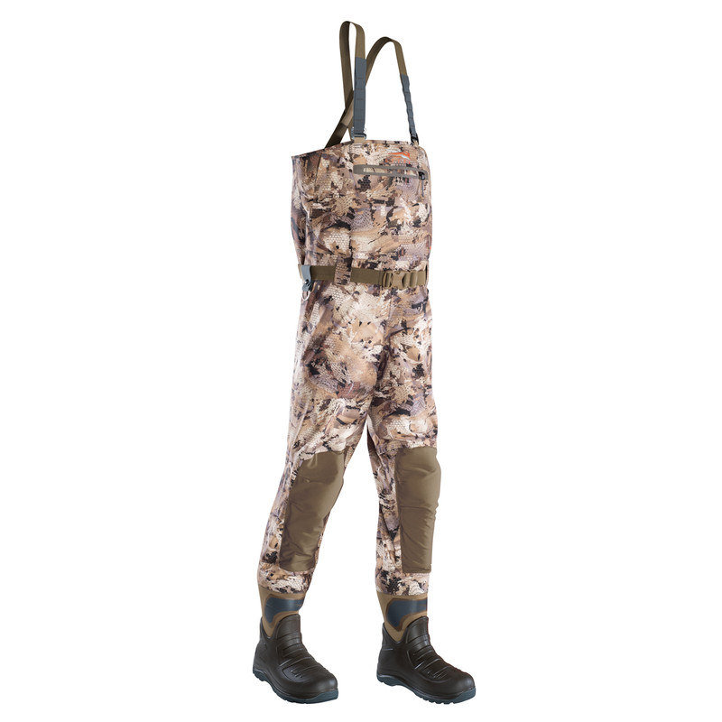 Sitka Delta Wader in Waterfowl Marsh Color