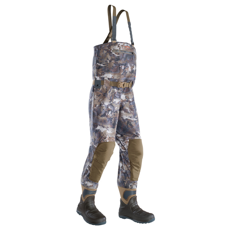 Sitka Delta Wader in Waterfowl Timber Color