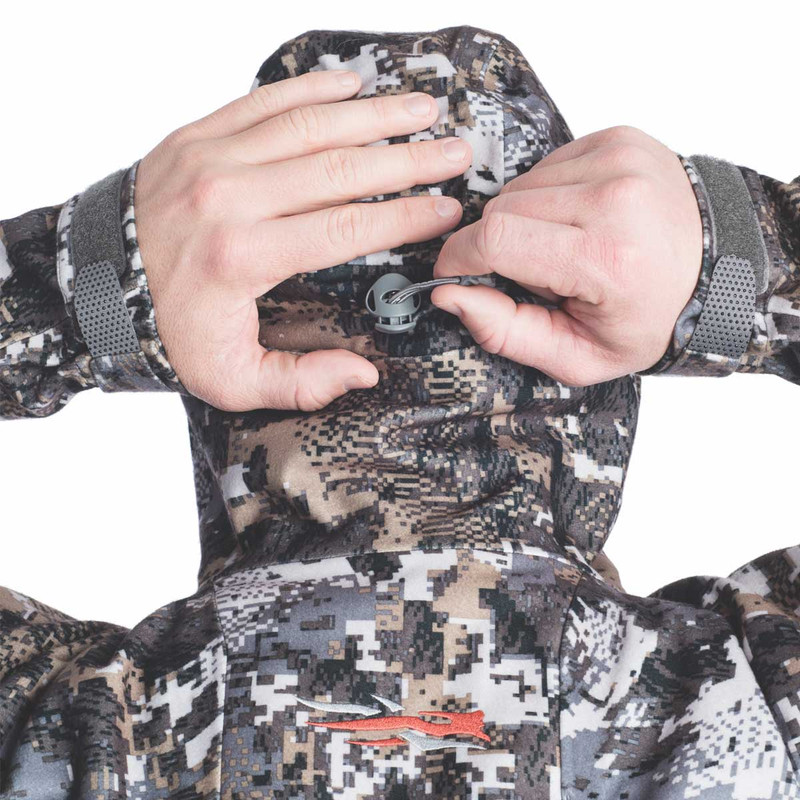 Sitka Downpour Jacket - Elevated II in Elevated II Color