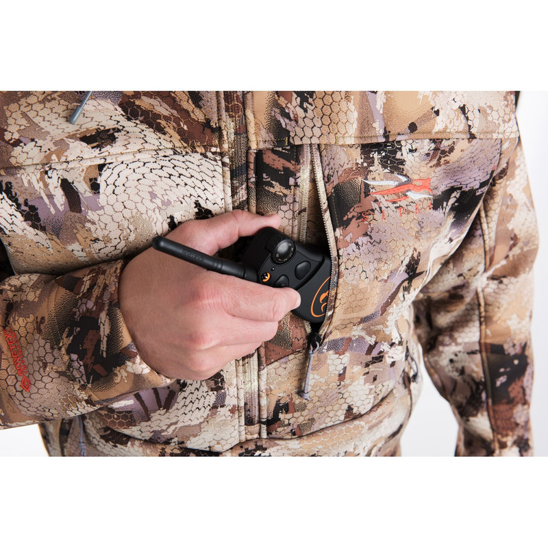 Sitka Dakota Hoody in Waterfowl Marsh Color